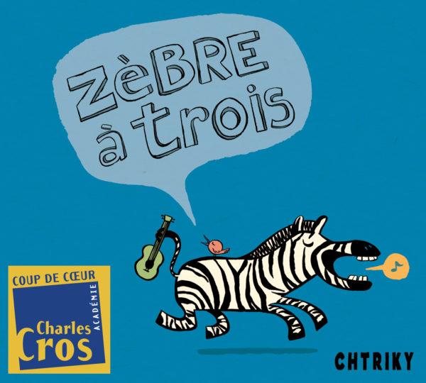 CD Zèbre à Trois